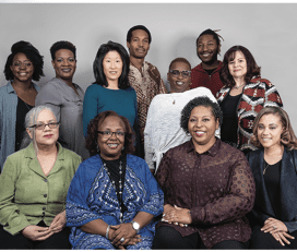 Element of Discovery Therapist of Color Collaborative